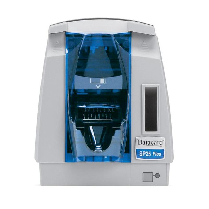 Thermosublimationsdrucker SP25 Kartendrucker von Datacard.