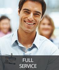 full card printing service