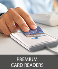 Premium Card Readers and Card Writers
