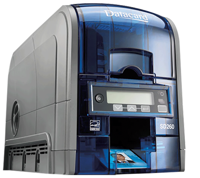 Datacard SD260 Kartendrucker günstig bei YouCard
