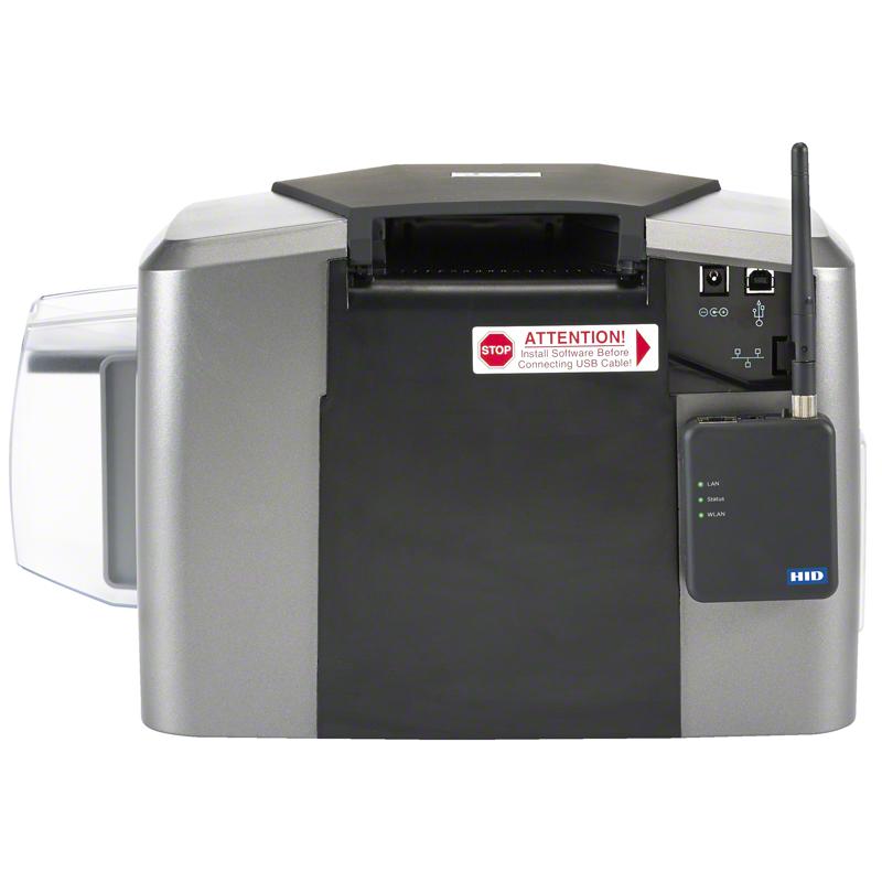 HID Fargo DTC1250e Kartendrucker mit Wifi, HID Global