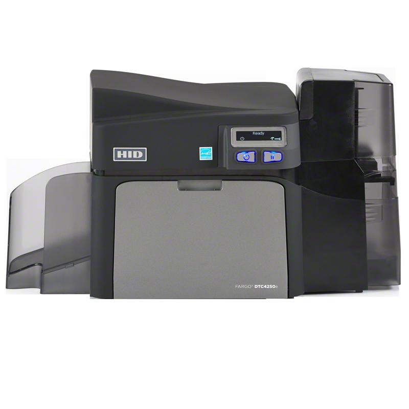 HID FARGO DTC4250e Kartendrucker front
