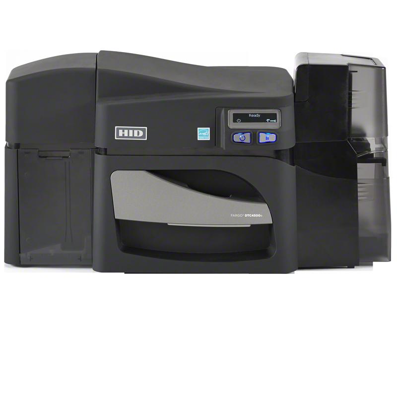 HID Fargo DTC4500e DUAL Kartendrucker mit Laminierfunktion, HID Global