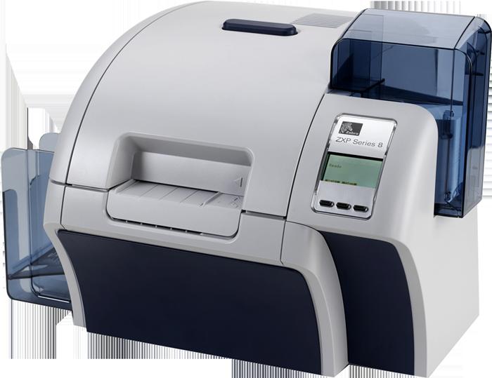 Zebra ZXP8 Kartendrucker, Zebra Technologies ZXP Series 8