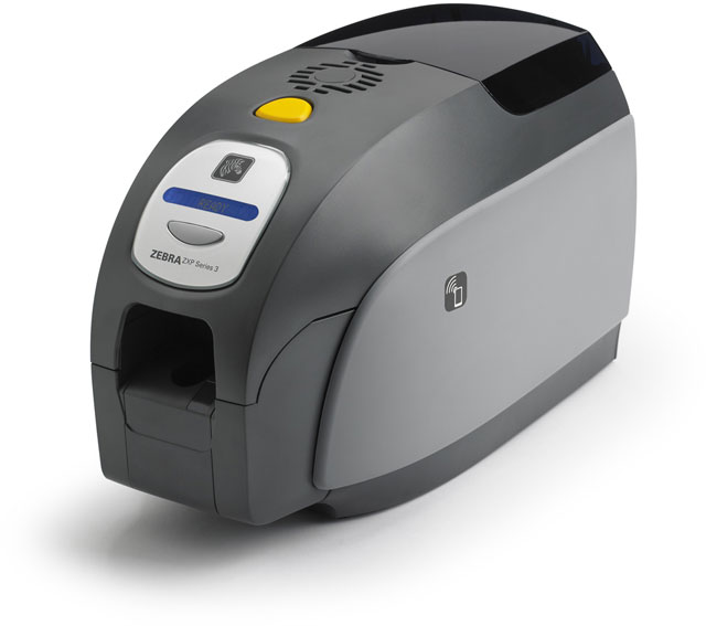 Zebra ZXP Series 3 card printer