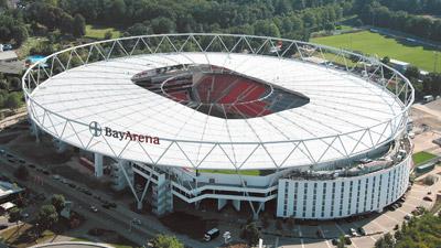 Bayer04 Stadion