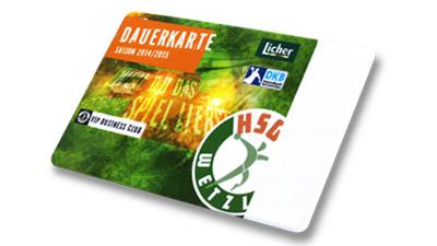 HSG Wetzlar Dauerkarte