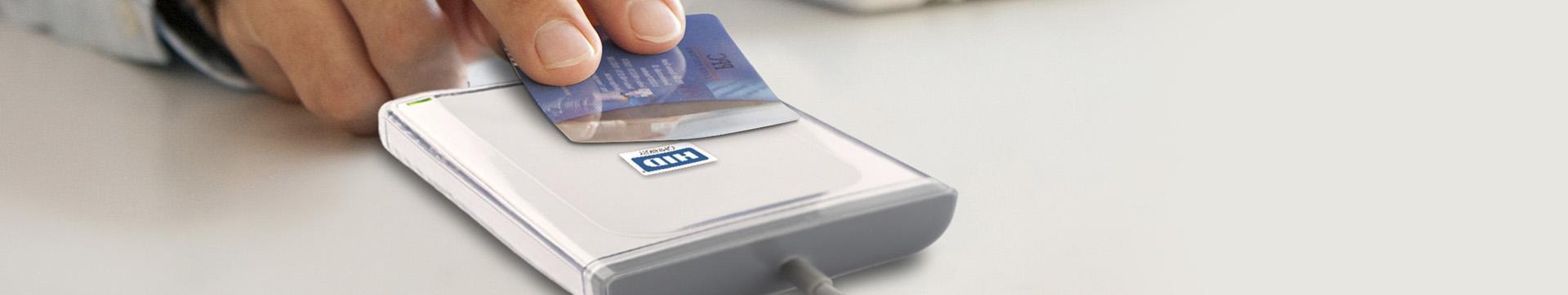 HID OMNIKEY Card Reader - YouCard