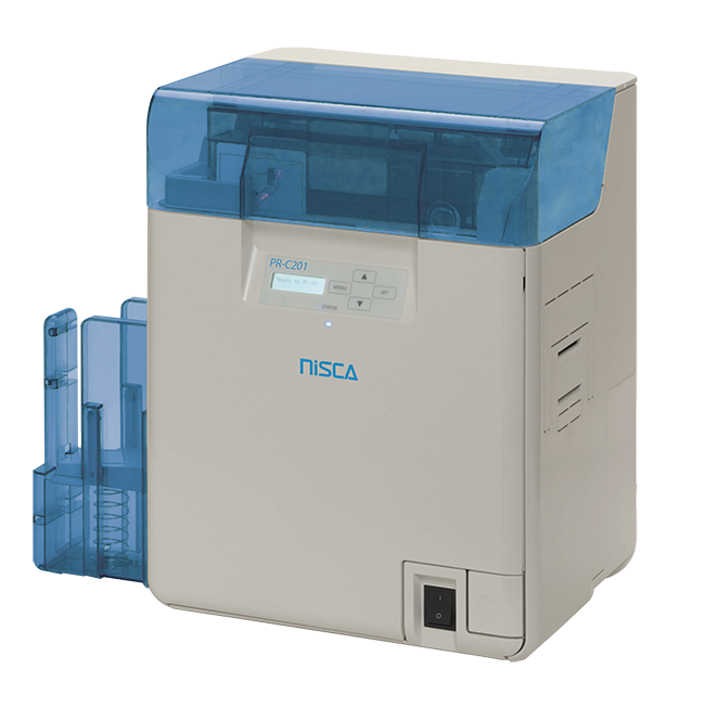 NiSCA PR-C201 at christmas sale card printer
