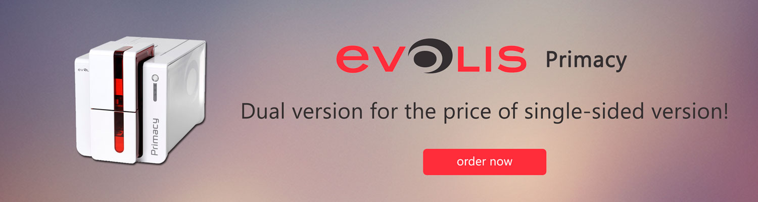 evolis primacy promotion