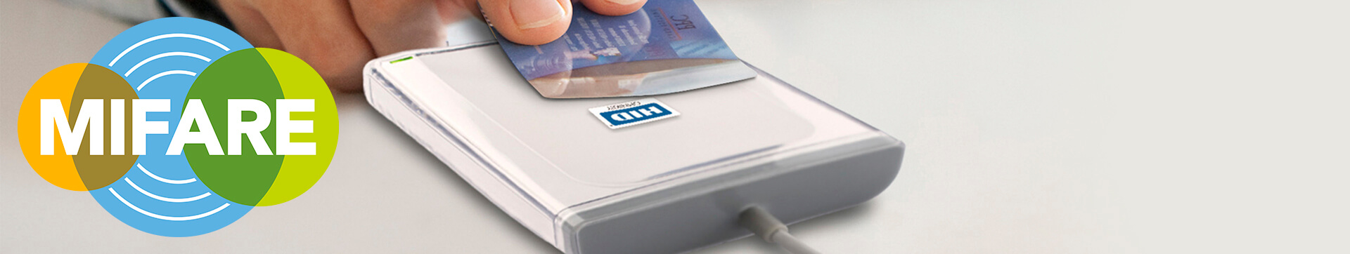 MIFARE® RFID card reader - YouCard