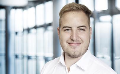 Timo von Schoeler : Technical Trainee