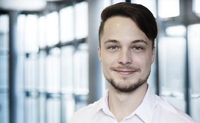 Alexander Czére-Mittelsdorf : Sales Trainee