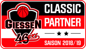 GIESSEN 46ers Logo