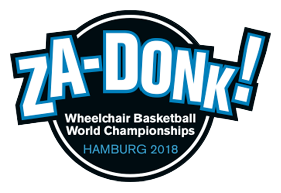 Wheelchair Basketball World Championships 2018 [accreditation system]