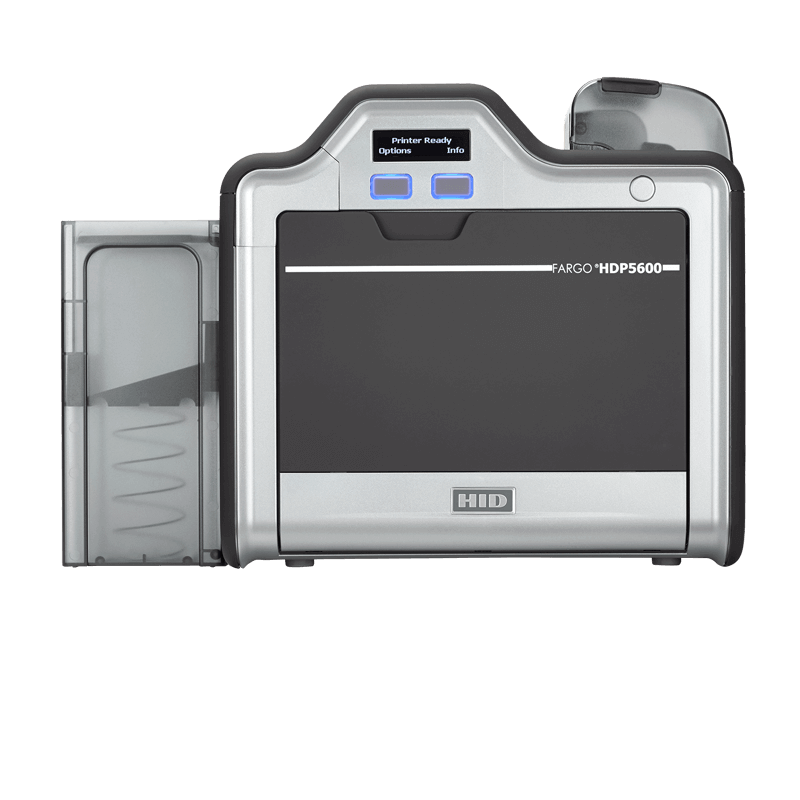 HID FARGO HDP5600 Card Printer front